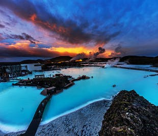 Golden Circle & Blue Lagoon or the Wonders of Reykjanes