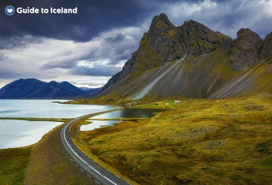 6 Day Summer Package with a Guided Tour from Reykjavik to the Eastfjords