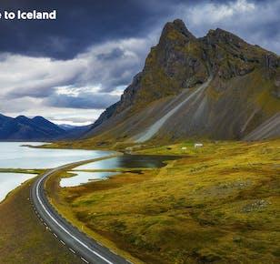 Voyage été 6 jours vers le Sud de l'Islande et les Fjords de l'est
