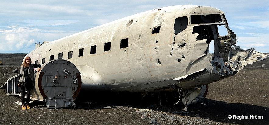 The Wreck of the Abandoned Plane on Sólheimasandur