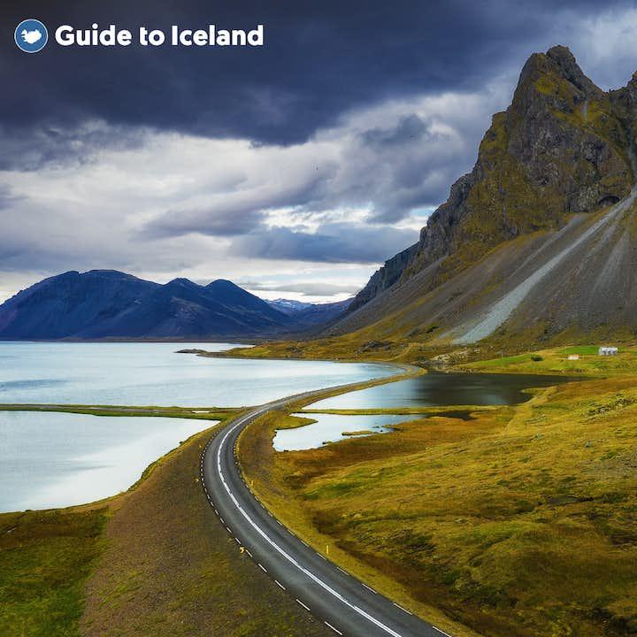 サマーパッケージ9日間 アイスランド一周観光とレイキャビク