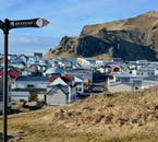 The Westman Islands are home to approximately 4500 inhabitants and there are many more visitors in the summer.