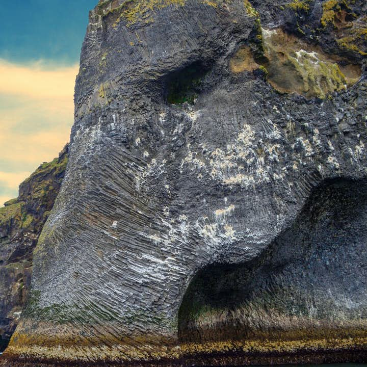 This natural rock formation looks a lot like an elephant and it's also home to many bird species.
