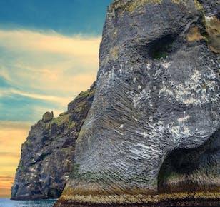 Wycieczka z Reykjaviku na Vestmannaeyjar | Super Jeepem