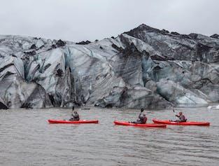 South Coast, Glacier Kayak and DC-3 Plane Wreck
