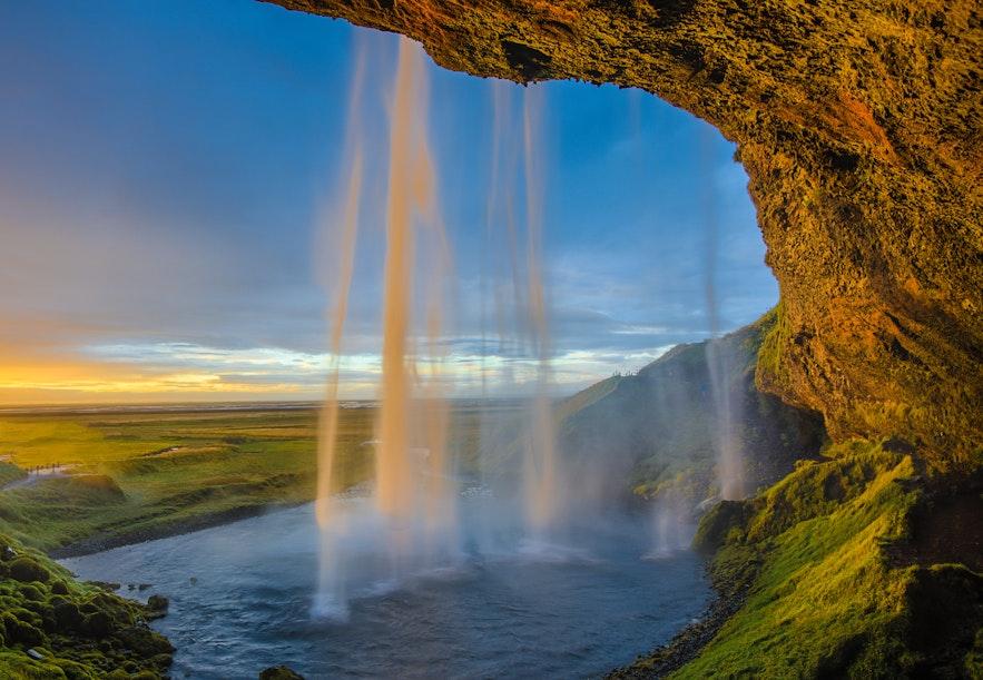 冰島南岸旅遊著名景點介紹