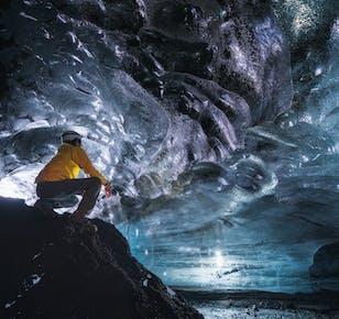 Grotta di ghiaccio di Katla | Super Jeep da Vík