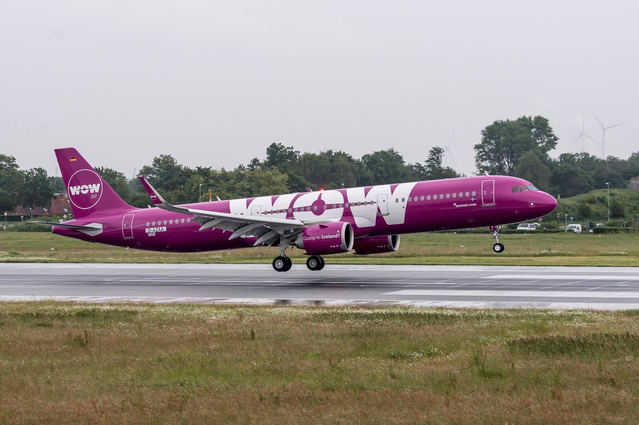 Annulation des vols WOW Air   Informations et conseils