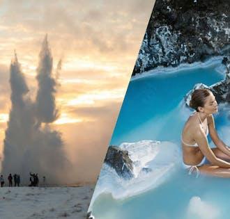 El Círculo Dorado y la Laguna Azul   Entrada incluida   Tour en español