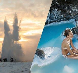 El Círculo Dorado y la Laguna Azul | Entrada incluida | Tour en español