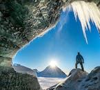 남부해안과 카틀라 얼음동굴 당일 투어 - 레이캬비크 출발
