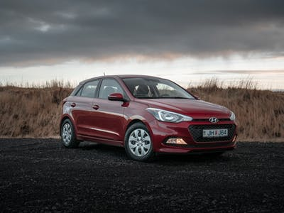 Hyundai  i20 - Manual 2017