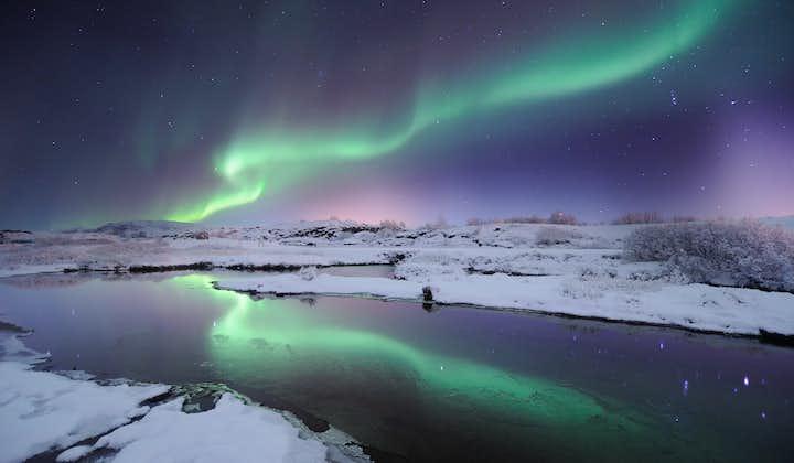 Tour para ver la aurora boreal en minibús   Salidas en español los sábados