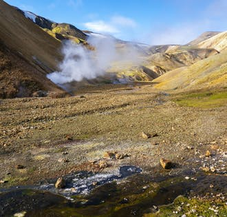 Landmannalaugar Day Tour by Super Jeep