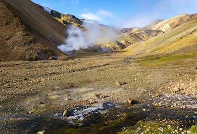 Landmannalaugar Day Tour by Super Jeep