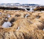 L'eau chaude qui alimente les bains de Vök provient naturellement des profondeurs du lac Urriðavatn.