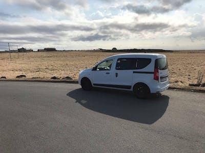 Dacia Dokker Camper 2017