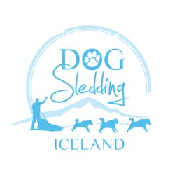 Dogsledding Iceland  logo