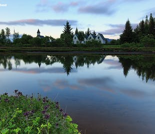 Paquete familiar de 5 días | Círculo Dorado, Costa Sur y Reikiavik en verano