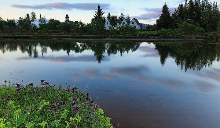 Formule été 5 jours en famille   Cercle d'Or, Côte Sud et Reykjavík