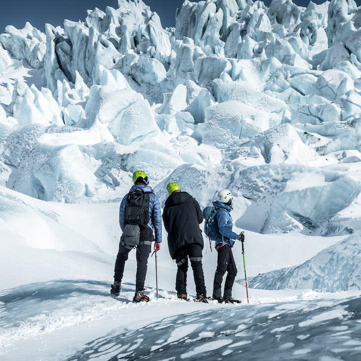 Den ultimata glaciärvandringen från Skaftafell