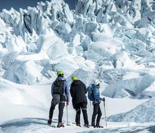 Den ultimative gletsjervandretur fra Skaftafell