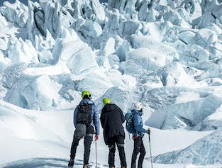 The Ultimate Glacier Hike from Skaftafell width=