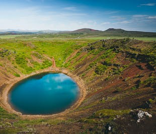 Minibus tour | Golden Circle & Kerid Volcanic Crater