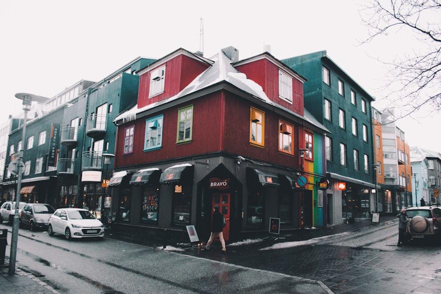 冰島首都購物主街Laugavegur