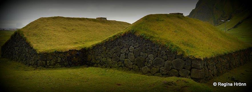 Herjólfsbærinn - Herjólfur's old farmstead