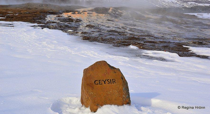 Geysir