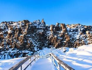 4 Day Small-Group Winter Tour | Golden Circle, South Coast & The Remote Eastfjords