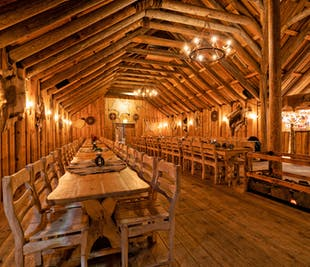 Viking Dinner Experience | 4-Course Meal with a Taste of History