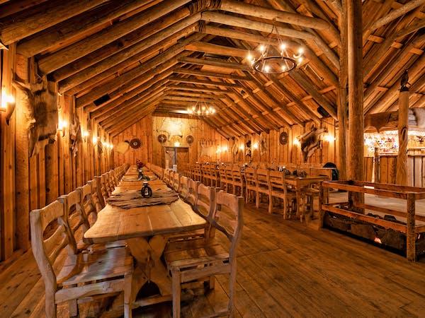 Ingólfsskáli Viking Restaurant