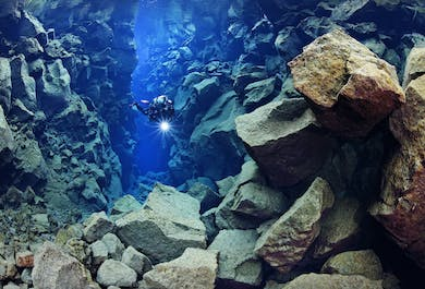 Dry Suit Diving Tour at Silfra