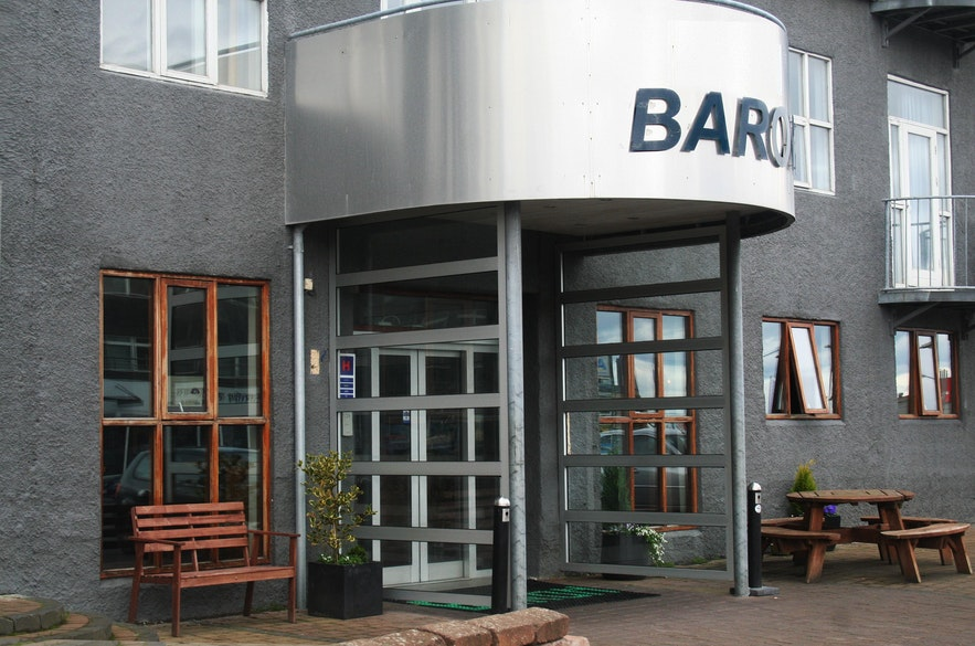 Fosshotel Baron can be found near Laugavegur.