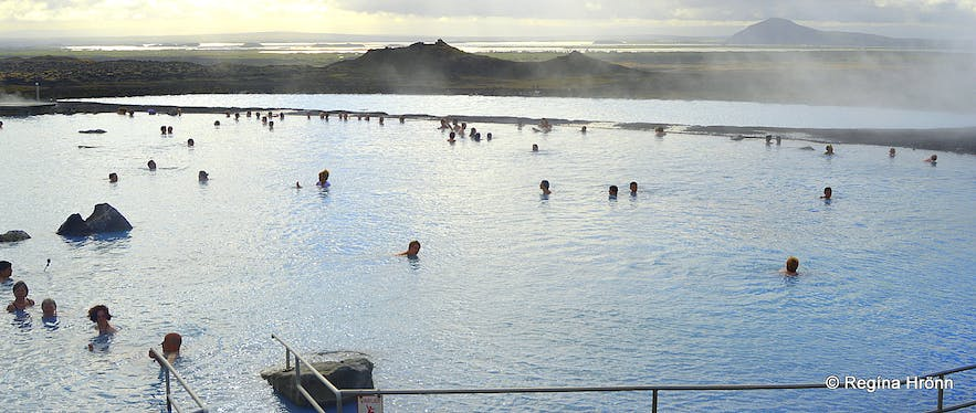 The Nature Baths at Mývatn