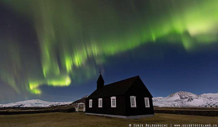 7일 렌트카 여행 패키지   아이슬란드 오로라 얼음동굴