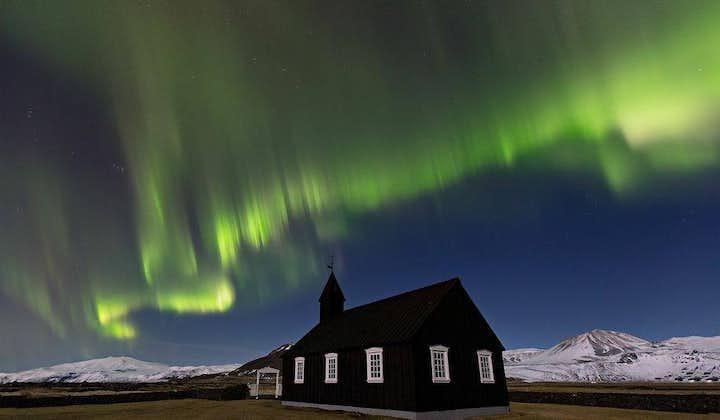 Spektakularna 7-dniowa samodzielna wycieczka po Islandii do unikalnej jaskini lodowej i zorza polarna