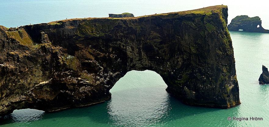 Dyrhólaey South-Iceland