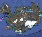 12日間のウィンターパッケージ|リングロードとスナイフェルスネス半島を巡る旅