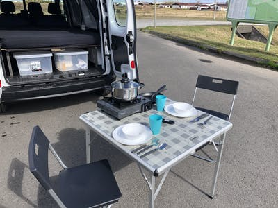 Renault Kangoo Maxi Automatic Camper 2019