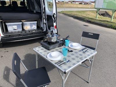 Renault Kangoo Maxi Automatic Camper w/Heater 2019