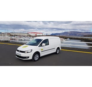 VW Caddy Maxi with heating