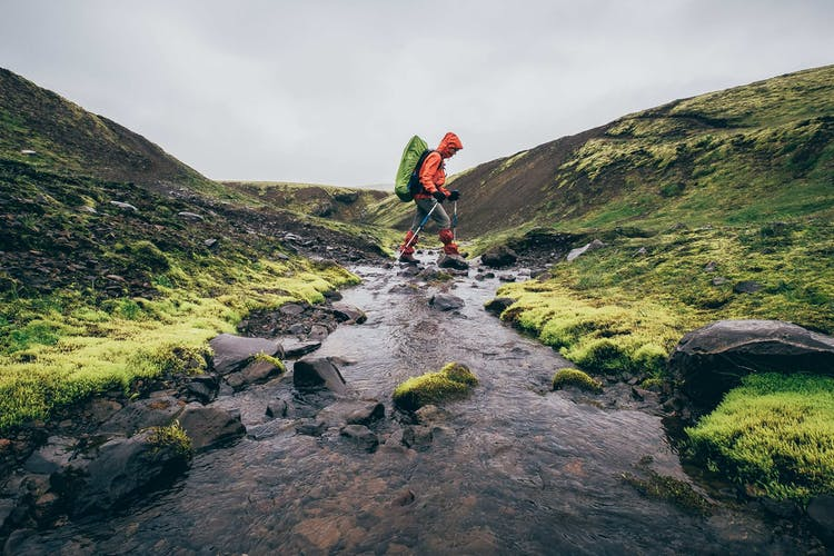 During your Highland hike you will cross countless rivers and pass many mystical mountains.