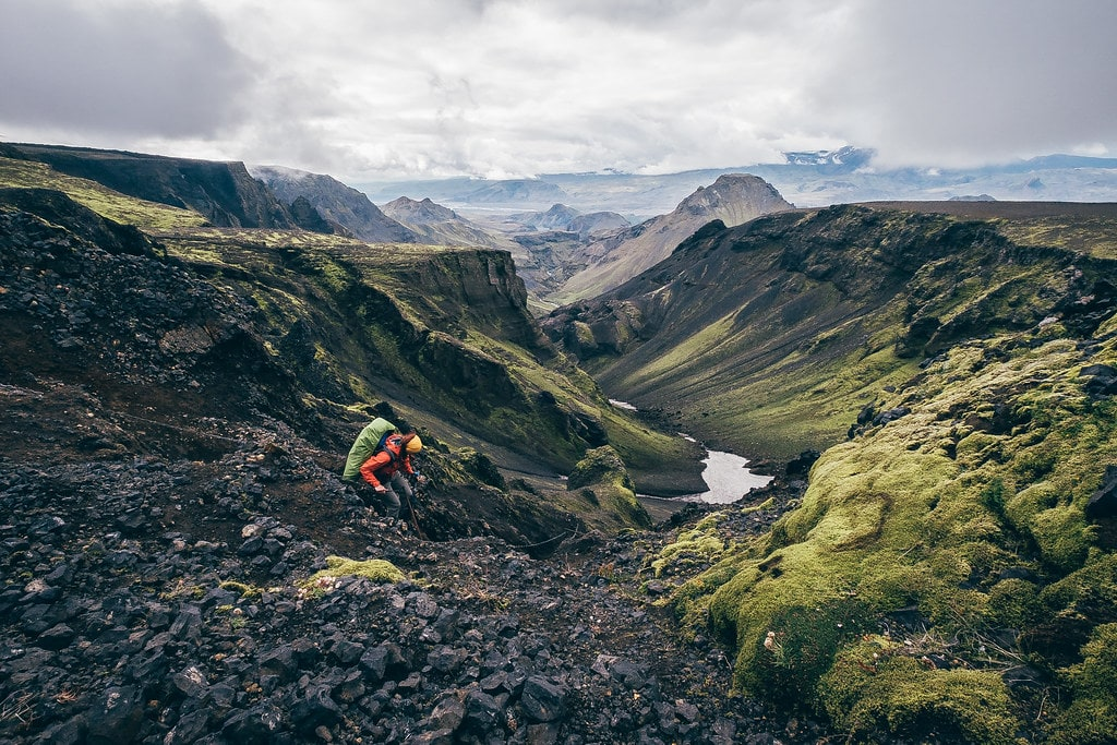 Adventurous 8 Day Hiking & Camping Tour in the Highlands of Isolated Iceland - day 7
