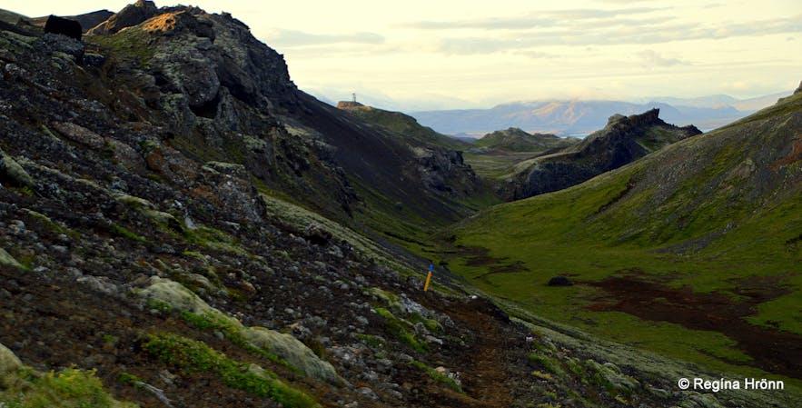Sporhelludalir Nesjavellir South-Iceland