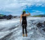 Südküsten-Tour mit Gletscherwanderung auf dem Sólheimajökull