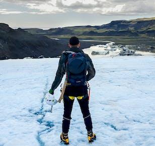 Южное побережье и поход по леднику | Однодневный тур из Рейкьявика