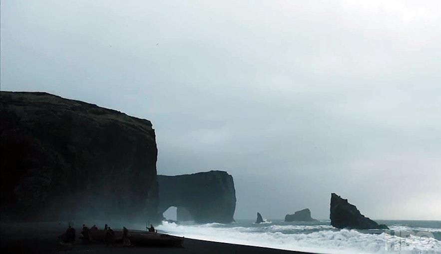 权力游戏中的东海望冰岛取景地